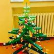 Weihnachtsbäume Einsammeln 2018