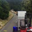 Verkehrsunfall mit 3 eingeklemmten Personen